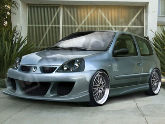 Cool Cars And Fast Cars Renault Tuning